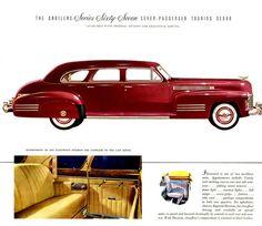 1941 Cadillac Series Sixty-Seven Seven-Passenger Touring Sedan | Flickr - Photo Sharing!