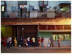 Jeffrey Milstein- in the streets of Havana, Cuba