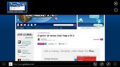 Internet Explorer 10, un navegador que por fin compite con los demás http://www.genbeta.com/p/72640