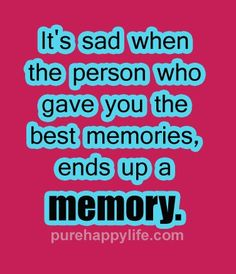 #quotes - Its sad when the person who...more on purehappylife.com