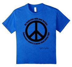 Amazon.com: Peace Hawaii Shirt for Men, Women and Kids: Clothing