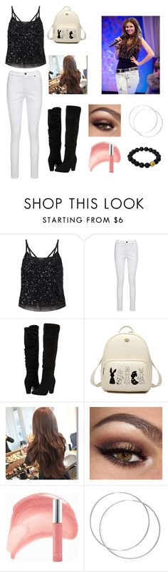 """Tori Vega (Victorious) "" by mahaahsan ❤ liked on Polyvore featuring Miss Selfridge, Joe Browns, Dorothy Perkins, FACE Stockholm and Berluti"
