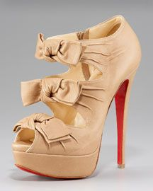 I cannot even imagine how I will feel the day I purchase my very own pair of Christian Louboutin's.