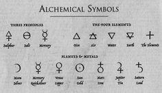 four elements symbols - Google-søk