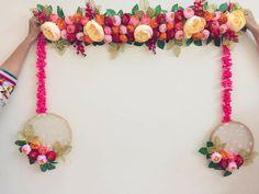 Diwali Decoration Items, Diwali Decorations At Home, Handmade Decorations, Birthday Decorations, Easy Paper Crafts, Diy Arts And Crafts, Diy Crafts, Diwali Diy, Diwali Craft