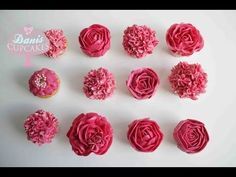 How to make and decorate a buttercream flowers cake - part 2 | Hướng dẫn làm bánh Hoa kem bơ - YouTube
