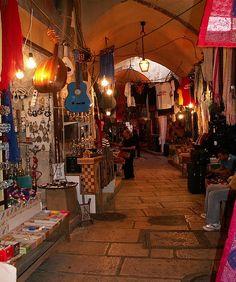 israel - jerusalem - old city
