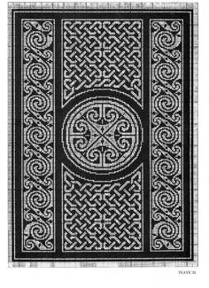 Gallery.ru / Фото #38 - Celtic Charted Designs - thabiti. For royal alpaca?