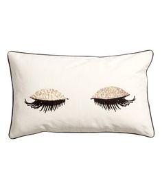 H&M Cotton cushion cover £12.99