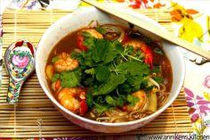 asiatisk nudelsuppe med scampi annikens kitchen