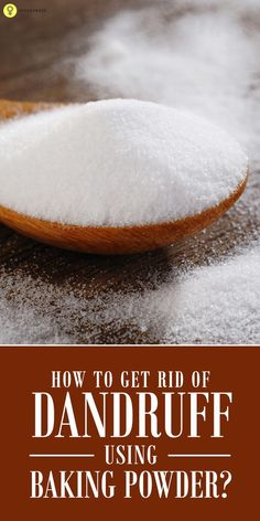 #Dandruff is difficult to get rid of but not impossible! Did you ever use #bakingsoda for dandruff? Check out this post to know how effective is this ...