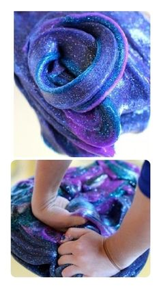 Star Slime - 100% Healthy and safe for your kids - Borax Free - Glue Free - Risk Free!