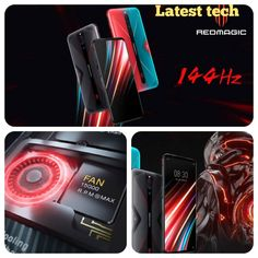 Smartphone, Technology, Red, Tech, Tecnologia, Engineering, Rouge
