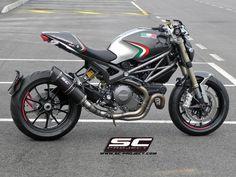 ducati monster 1100 evo | SILENCER DUCATI MONSTER 1100 EVO
