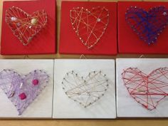 Valentines Day, Deco, Crafts, School, Home, Spring, Valentine's Day Diy, Manualidades, Decor