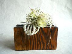 mini white rose with baby's breath wrist corsage ...www.labellumflowers.com