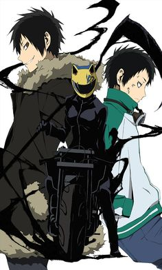 2nd Durarara!!×2 Season Unveils Song Performers, More Cast, Date, Visual - News - Anime News Network
