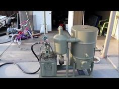 I ran my gasifier / generator under load for a full 60 minutes, just to show how much wood is used up. Survival Tools, Survival Prepping, Biogas Generator, Wood Gasifier, Grain Dryer, Apocalypse Gear, Alternative Energy Sources, Emergency Preparation, Jet Engine