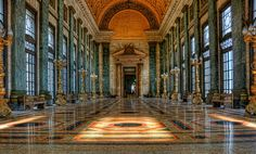 """500px / Photo """"Hall of Lost Steps"""" by Col Cartwright"""
