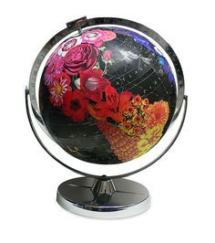 Bloom Globe by wendygold on Etsy, $450.00