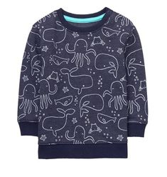 Whale Pullover