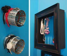 Headband storage ideas