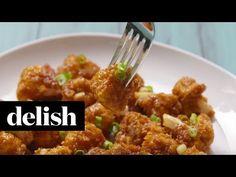 Best Honey-Garlic Cauliflower