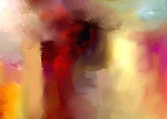 forming continuation Print by Davina Nicholas