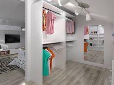 Jak urządzić garderobę dla nastolatki? (49287)