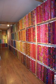 I would like one fat quarter of each please  ;^)  My favorite quilt shop ... Vashon Island  ;-D