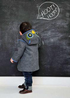 Забавные пальтишки Little Godall / Для детей / Модный сайт о стильной переделке одежды и интерьера