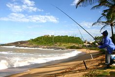 Praia de Ponta da Fruta - Vila Velha (ES)