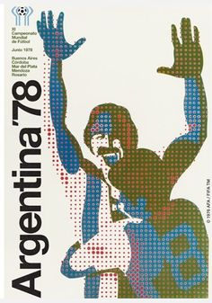 Argentina, 1978 World Cup Poster