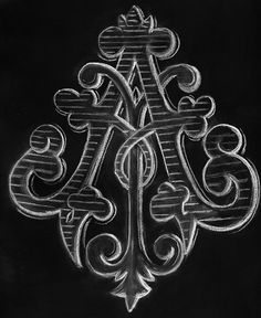 Monogram by Lesley Johnson
