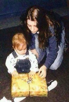 Justin's first birthday