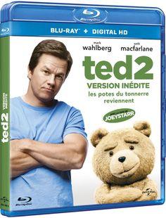 Actus Blu-Ray, DVD ET VOD du 8 novembre 2015 - TED 2