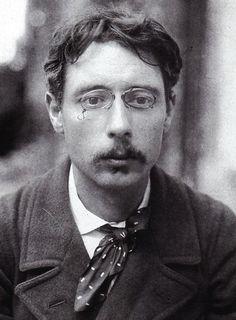 PIERRE BONNARD (1867-1947). Pintor, ilustrador y litógrafo francés. Asiduo amigo de Alfred Jarry, realizó la escenografía para la primera presentación de Ubú Rey, en 1896.