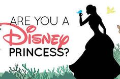 Are You A Disney Princess? These questions are excellent