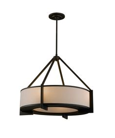 Stelle Pendant by Murray Feiss #lighting. Click the image to learn more!