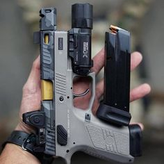/// Welcome to the Guns /// We do not sell Firearms Weapons Guns, Guns And Ammo, Cz P07, Tactical Accessories, Battle Rifle, Mens Toys, Fire Powers, Custom Guns, Military Guns