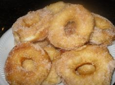 Sugar Donuts from Canned Biscuits Recipe