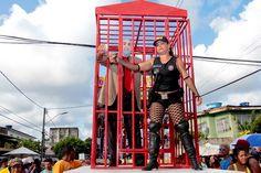 Blog do Oge: PT repudia sátira feita por bloco contra Lula