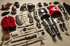 Yorkist man-at-arms, Battle of Bosworth, 1485