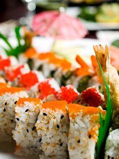 Gozen Bistro, Japanese dishes, including some spectacular sushi