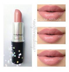 Beautiful lip color!!
