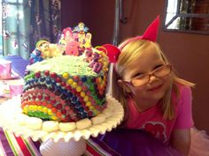Elise's My Little Pony/Equestria Girl Birthday Party | CatchMyParty.com