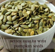 Boost your health with pumpkin seeds. Pumpkin seeds are loaded with immense benefits that are good for you and your body. Some benefits include:- Heart Healthy Magnesium- Zinc for Immune Support- May help improve insulin regulation- Promotes Heart and Liver Health- Contains Tryptophan that promotes restful sleep