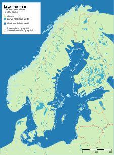 itämeren alueen kartta - Google-haku Prehistory, Archipelago, Fossils, Food Pictures, Geography, Finland, Mythology, Nostalgia, Folk