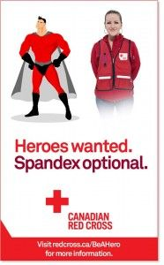 Canadian Red Cross is Looking for Volunteers in GTA