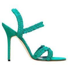 Tiffany blue - mylusciouslife.com - manolo-blahnik-spring-summer-2011 #manoloblahnikheelsspringsummer #manoloblahnikheelsblue